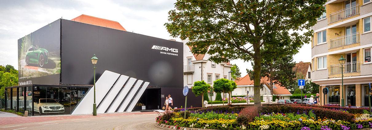 Mercedes - AMG - Knokke