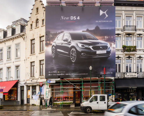 DS4 - Sablon - Brussels
