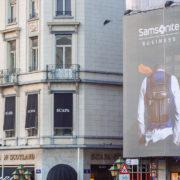 Samsonite - Bd Waterloo - Brussels
