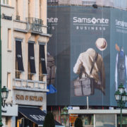 Samsonite - Bd Waterloo - Brussels